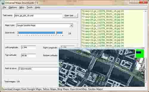 Universal Maps Downloader v9 49