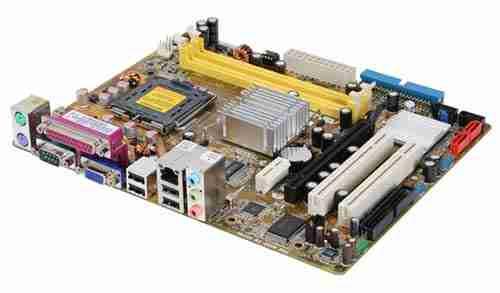 Asus p5gc-mx, lga775 socket, intel motherboard | ebay.