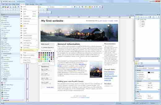 Web and coding tools
